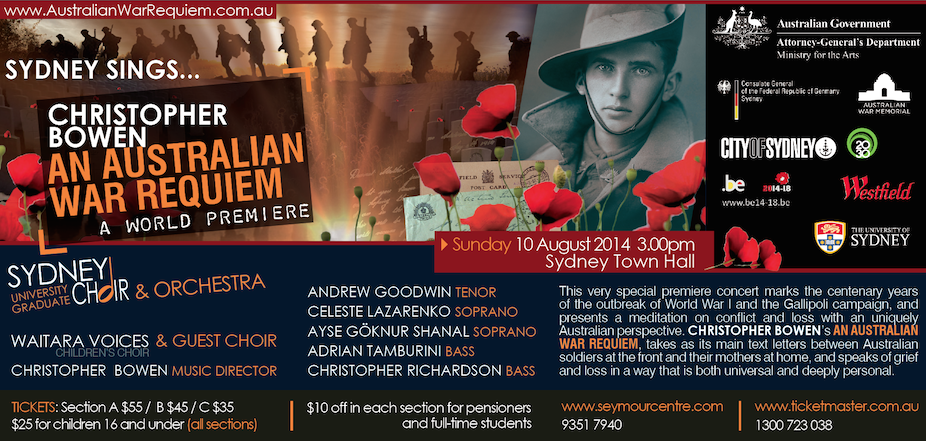 An Australian War Requiem eflyer-new